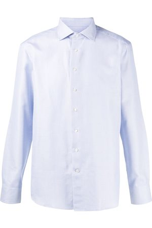 Etro Camisa de manga larga a cuadros