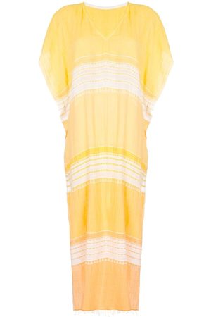 lemlem Mujer De playa - Vestido de playa a rayas