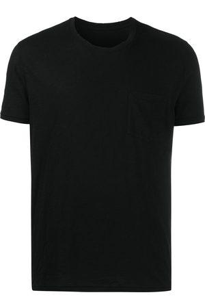 Zadig & Voltaire Camiseta Stockholm con calavera estampada