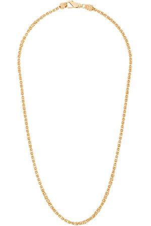 EMANUELE BICOCCHI Collar de cadena bizantina