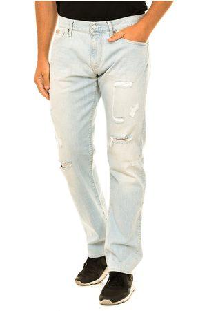 EAX Pantalón pitillo Pantalón tejano para hombre