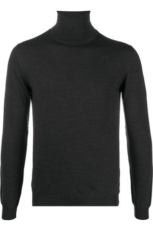 ZANONE Slim-fit roll-neck jumper