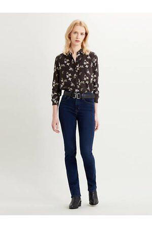 Levi's 724™ High Waisted Straight Jeans oscuro / Bogota Sassafras