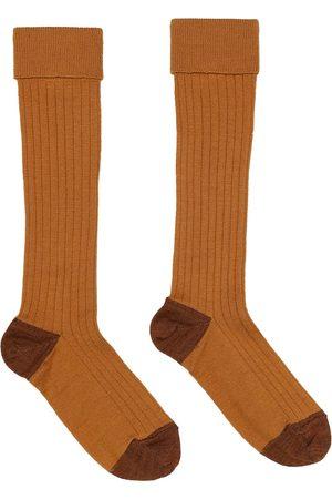 Caramel Bebé - calcetines Child Rib mezcla algodón