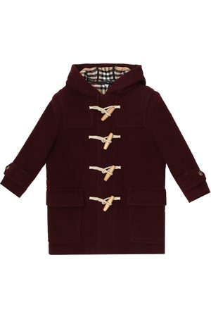Burberry Chaquetón de lana virgen