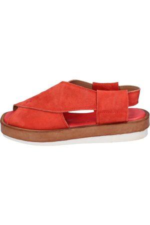 Moma Sandalias sandalias gamuza para mujer