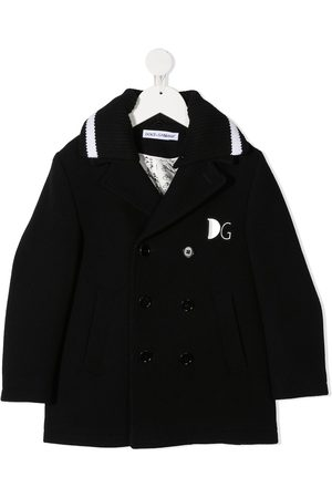 Dolce & Gabbana Double-breasted wool coat