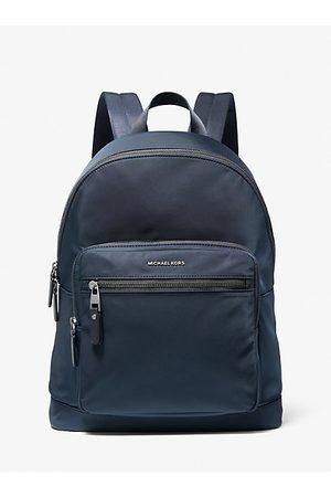 Michael Kors MKHudson Nylon Backpack - Marino - Michael Kors