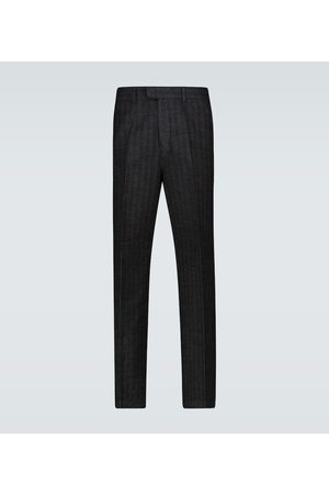 OUR LEGACY Pantalones chinos de tiro alto