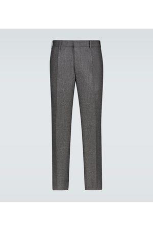 THE GIGI Pantalones Tonga de lana