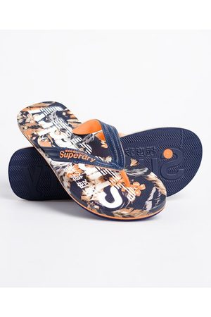 Superdry Chanclas de neopreno con estampado integral