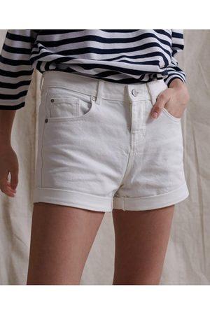 Superdry Pantalones cortos de estilo boyfriend Steph