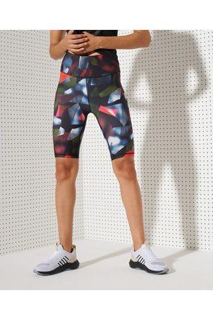Superdry Sport Pantalones cortos ajustados Training Essential