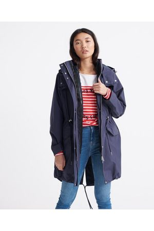 Superdry Parka de manga larga Essentials