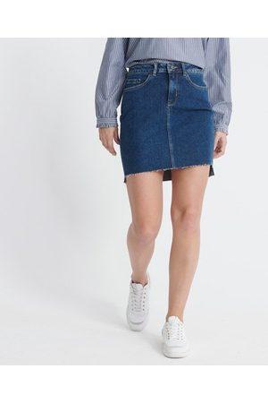 Superdry Minifalda vaquera