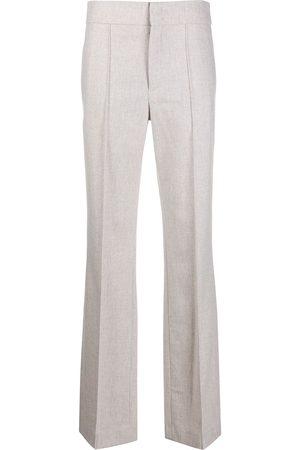 Isabel Marant Pantalones rectos de talle alto