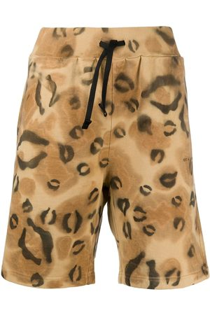 1017 ALYX 9SM Animal print relaxed shorts