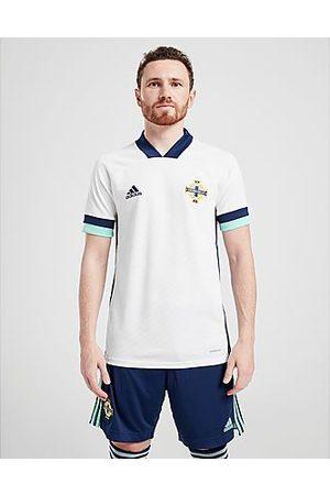 adidas Camiseta selección de Irlanda del Norte 2020 2. ª equipación, White/Blue