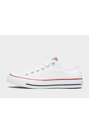 Converse All Star Ox para mujer, White