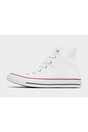 Converse All Star Hi para mujer, Optimum White