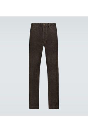 RRL Pantalones rectos de pana