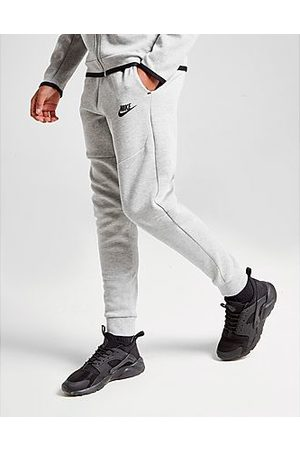 Nike Pantalón de chándal Tech Fleece júnior, Grey/Black