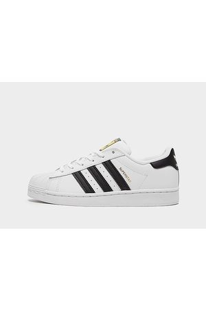adidas Superstar infantil, White/Black