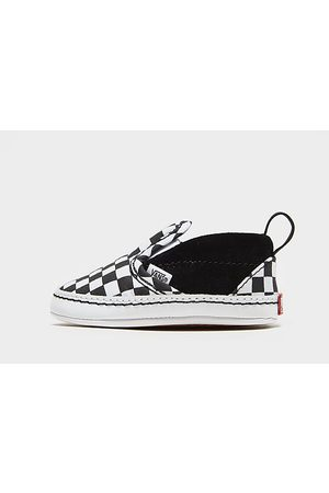 Vans Slip-On Crib para bebé, Black/White