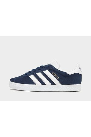 adidas Gazelle II júnior, Navy/White