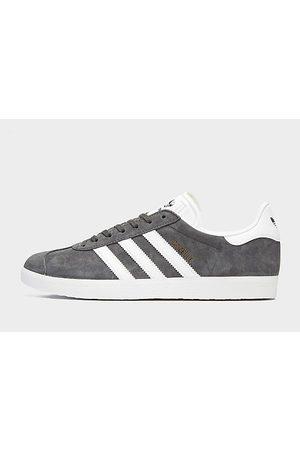 adidas Gazelle, Solid Grey/White