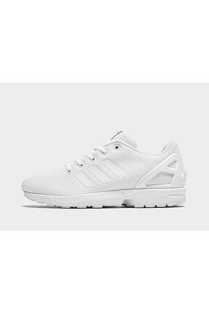 adidas ZX Flux júnior - Only at JD, White