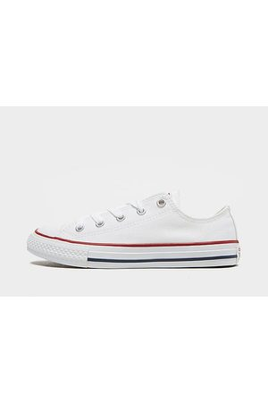 Converse All Star Ox infantil, White