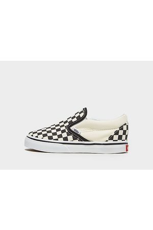 Vans Slip On para bebé, Black/White