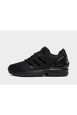 adidas ZX Flux júnior - Only at JD, Black