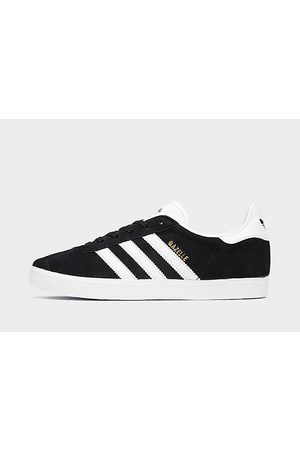 adidas Gazelle II júnior, Black/White