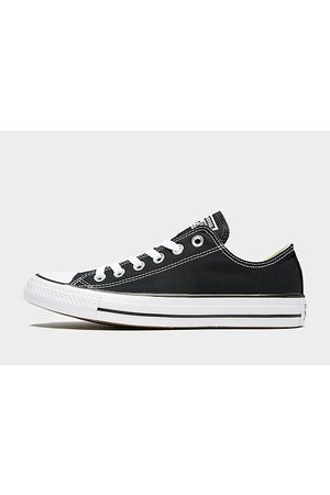Converse All Star Ox para mujer, Black