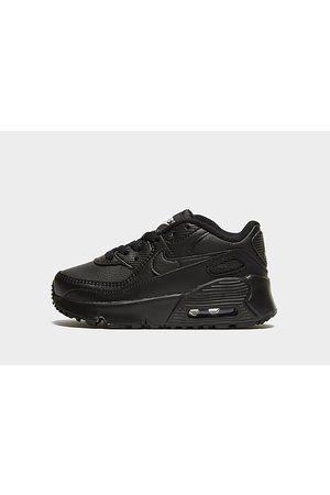 Nike Zapatillas deportivas - Air Max 90 Leather para bebé, Black