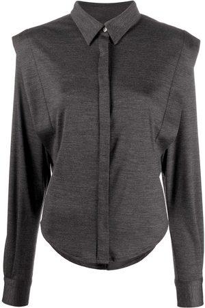 Isabel Marant Camisa con hombros estructurados