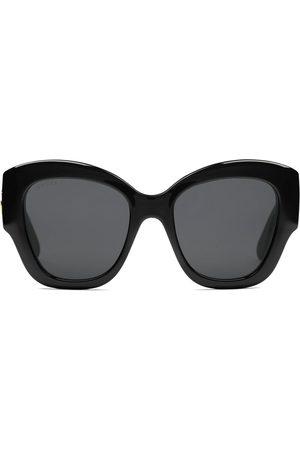 Gucci Gafas de sol con montura cat-eye