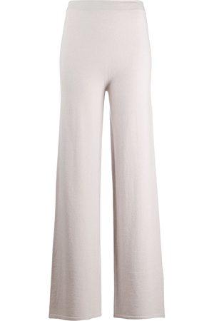 GENTRYPORTOFINO Pantalones de punto anchos