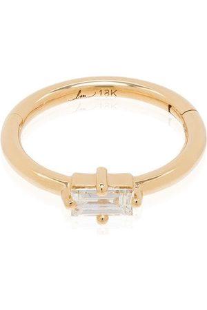 Lizzie Mandler Colgante en oro amarillo de 18kt con diamantes