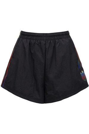 adidas | Mujer Shorts De Con Bandas Laterales 36