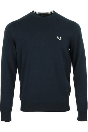 Fred Perry Jersey Classic Crew Neck Jumper para hombre