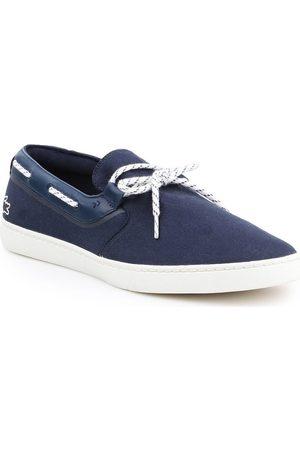 Lacoste Zapatos Gazon Deck para hombre