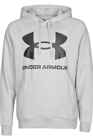 Under Armour Jersey UA RIVAL FLEECE BIG LOGO HD para hombre