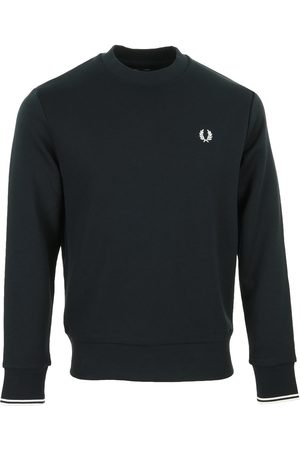 Fred Perry Jersey Crew Neck Sweatshirt para hombre