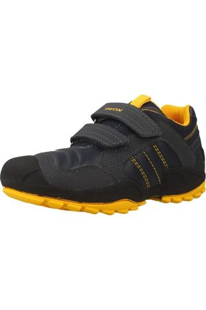 Geox Zapatillas J NEW SAVAGE B.A para niño