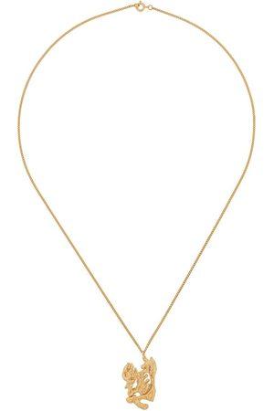 Lee Mujer Collares - Collar con signo del zodiaco de la rata