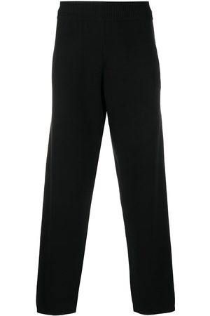 Barrie Pantalones de chándal de talle alto