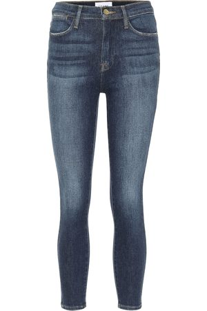 Frame Jeans skinny Le High cropped